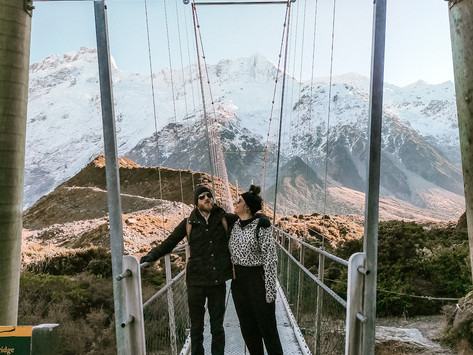 Walking In The Mountains: A Guide To Aoraki/Mount Cook