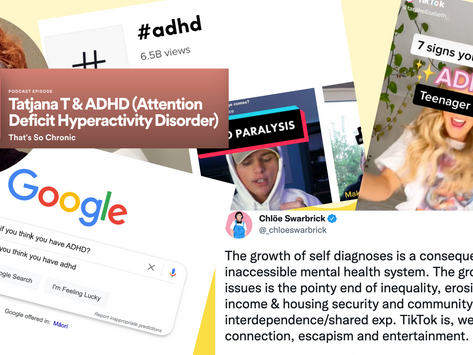 Tatjana T was diagnosed with ADHD after seeing #ADHDTikTok. Here's how that process worked