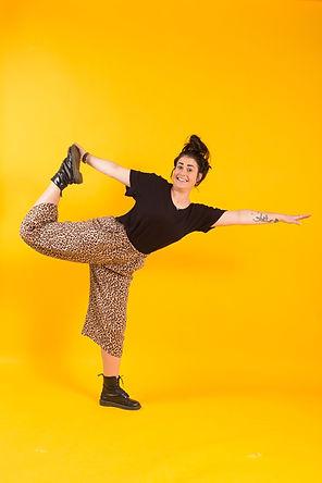 Jess Brien yoga Charlie Rose Creative