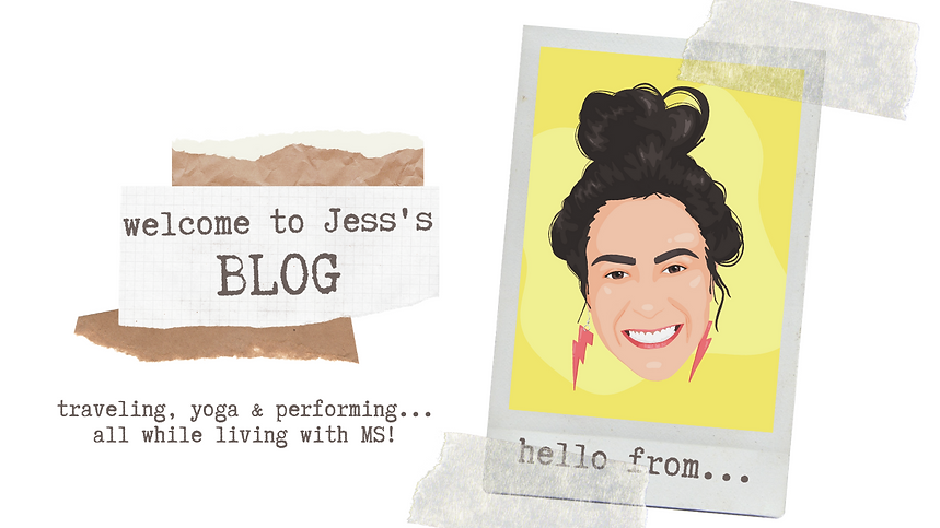 welcome to Jess's Blog