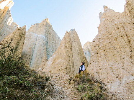 New Zealand's Clay Cliffs: Everything You Need To Know