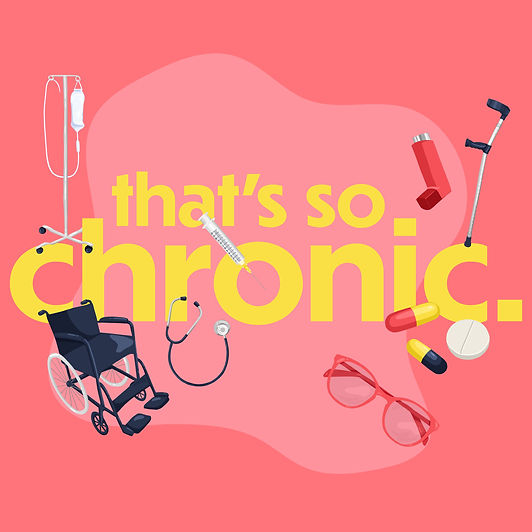 That's So Chronic by Jess Brien
