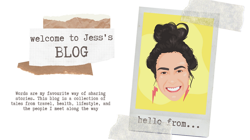 Jess's blog