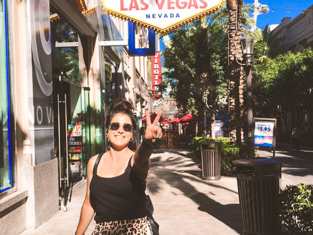 48 Hours in Las Vegas: Our Whirlwind Adventure Baby