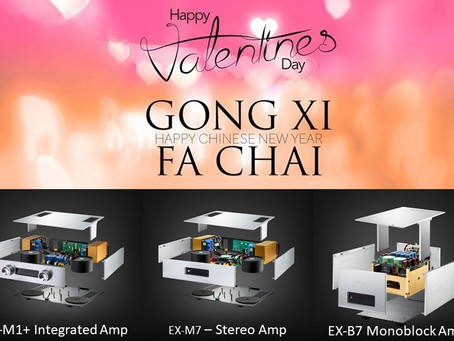 Happy Chinese New Year and Valentine's Day