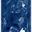 Thumbnail: Midnight Navy  - Yoga Mat