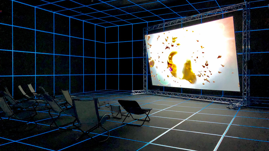 NGV | Hito Steyerl, Factory of the Sun
