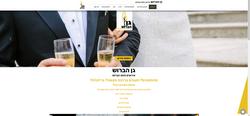 ליאור ג'ורג'י - עיצוב אתר