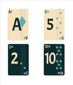 עיצוב קלפים - נטע פישמן