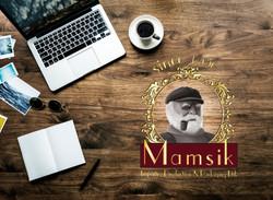 עיצוב לוגו - מאמסיק