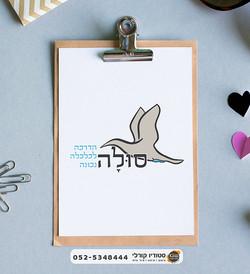 עיצוב לוגו - סולה