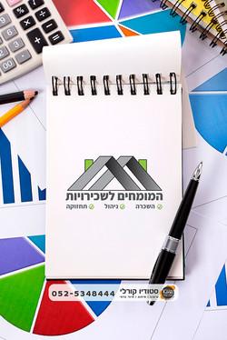 עיצוב לוגו - שי מידן