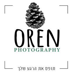 לוגו לצלם - שני בן שלוש