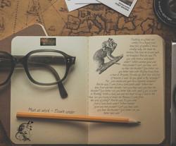 עיצוב גלויה - קרן ביילי דהן