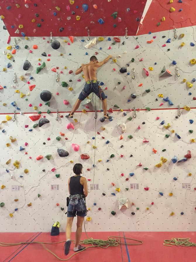 [Revue de presse / Ambassadeur] l'éthique de la grimpe (Part. 1) : l'escalade en salle