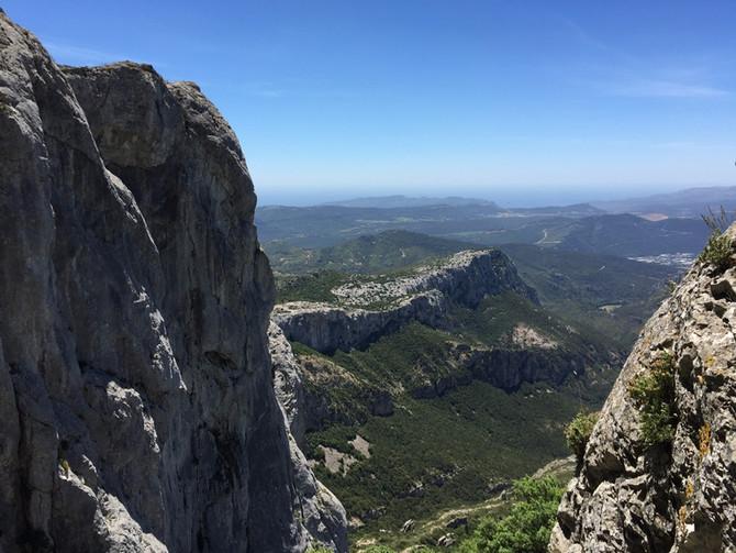 [Revue de presse / Ambassadeur] Grande voie en terrain d'aventure à la Sainte Baume