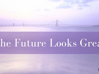 The Future Looks Great