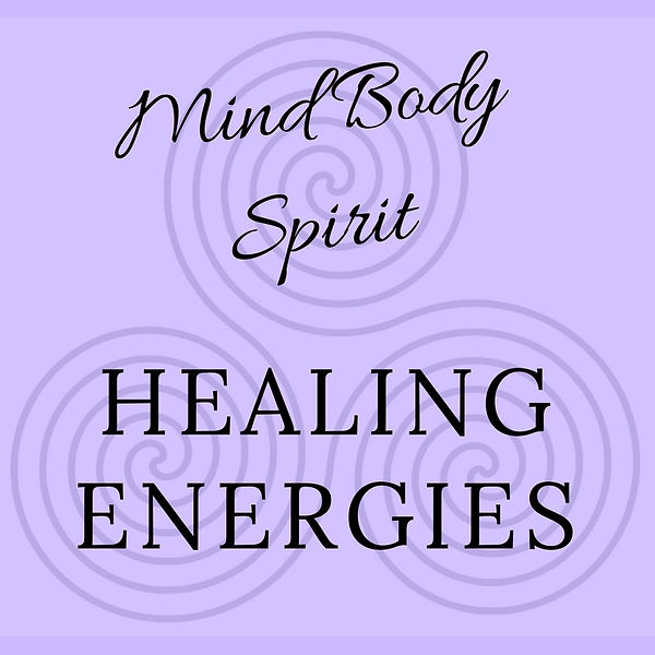 Mind Body Spirit Healing Energies