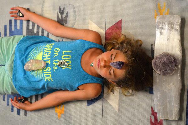 Children Energy Healing