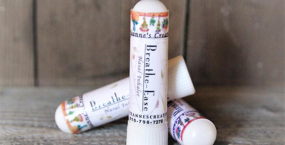 Breathe Ease Nasal Inhaler
