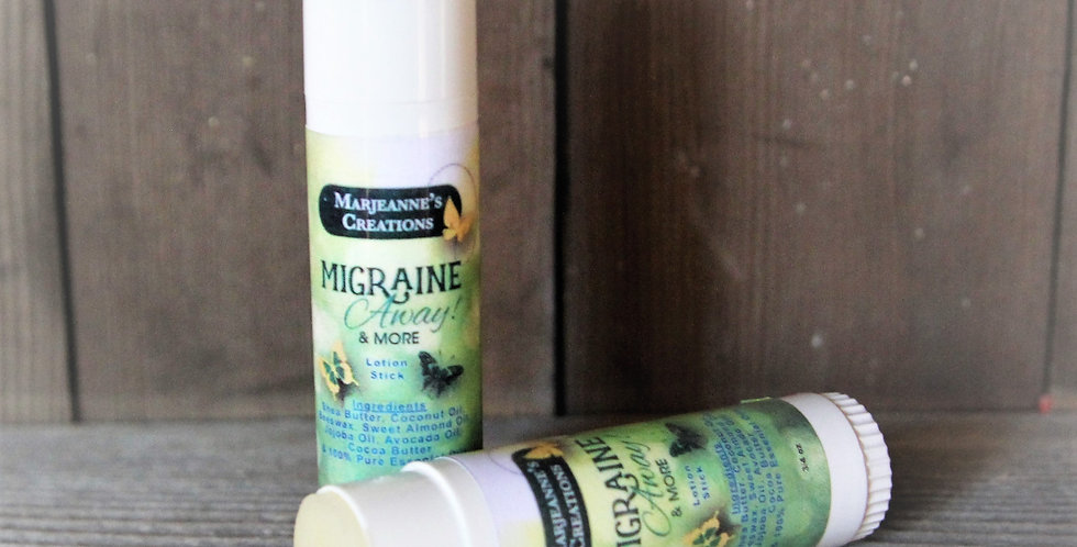 Migraine Away Lotion Stick