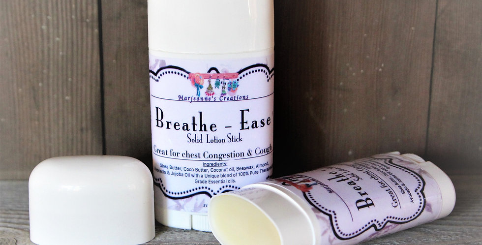 Breathe Ease Lotion Stick