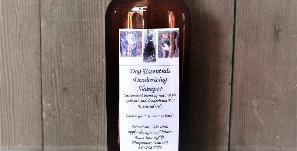 Dog Essentials Deodorizing Shampoo