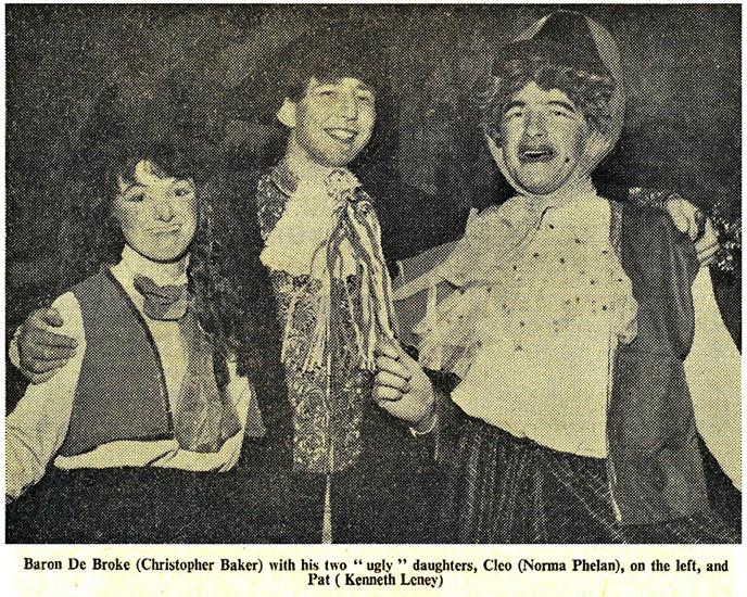 Cinderella 1965 press review photo