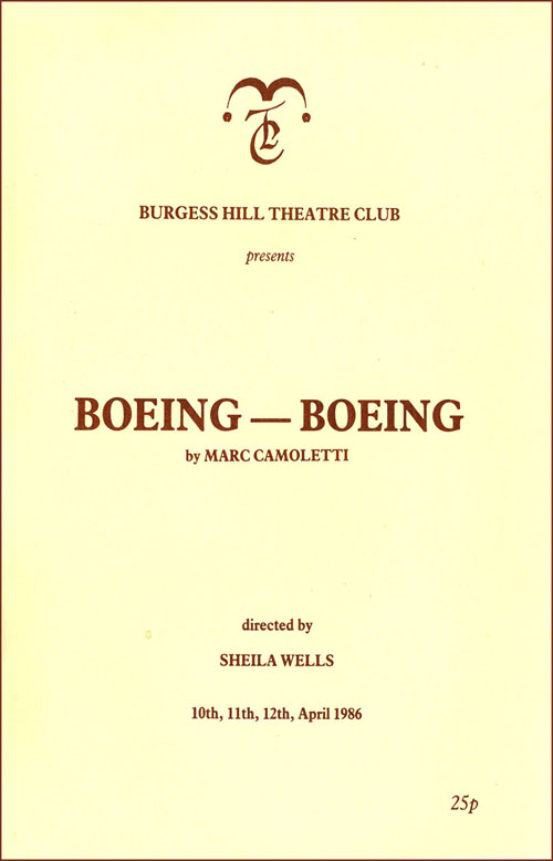 Boeing Boeing programme