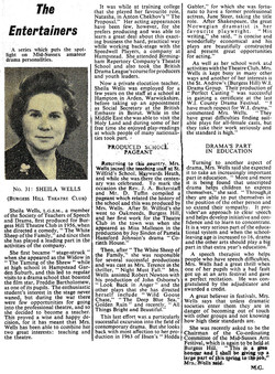 History press article 1967