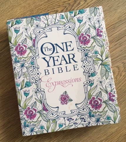 Photograph of The one year bible Expressions