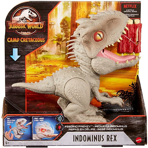 Jurassic World Camp Cretaceous Feeding Frenzy™ Indominus Rex
