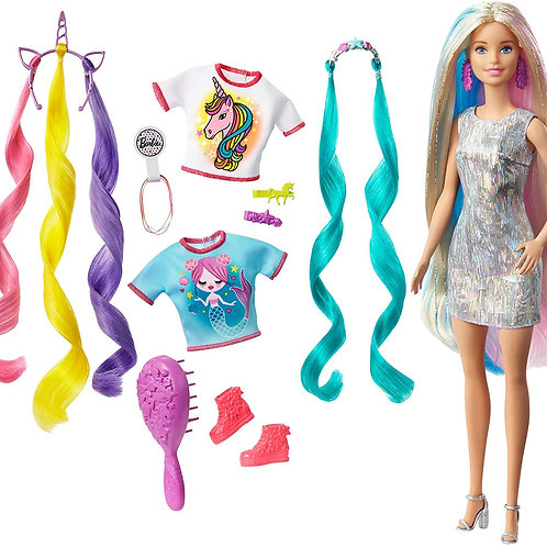 BARBIE® FANTASY HAIR™ DOLL
