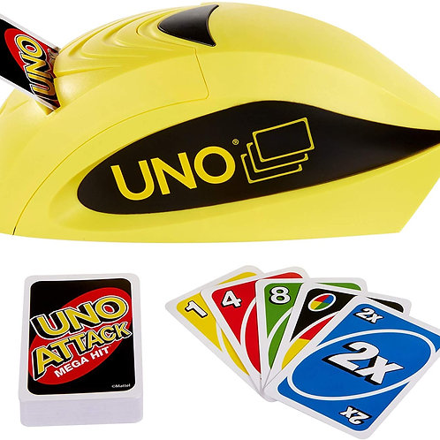 Uno Attack™ Mega Hit™ Card Game