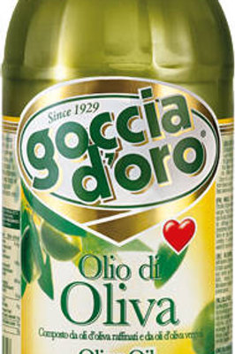 Green DOT DOT Goccia D'Oro Pure Olive Oil (1 Liter)