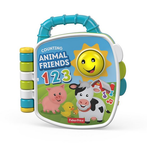 Fisher-Price® Laugh & Learn™ Counting Animal Friends