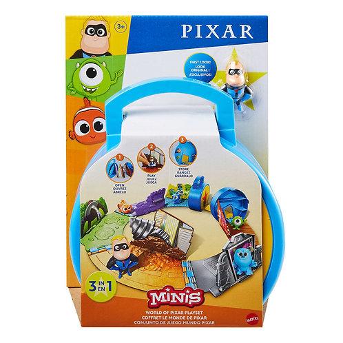 Pixar Minis 360 Storytime Set