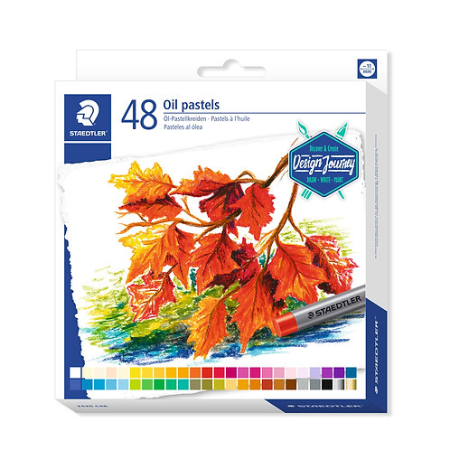 Staedtler Karat Oil Pastel 48pc