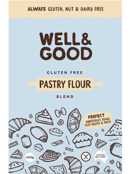 Well & Good Gluten Free Pastry Flour - 400g
