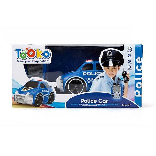 SILVERLIT Tooko-警車
