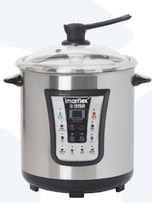 Imarflex 6.3L Multifunctional Electronic Stew Pot ISC-800