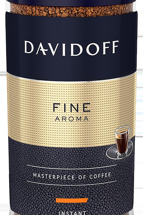 Davidoff Instant Coffee Fine Aroma- 100gms