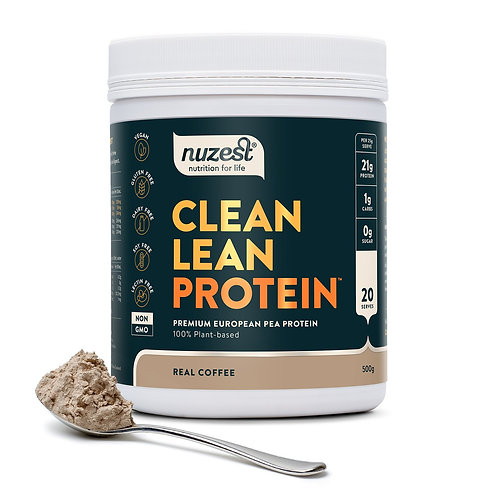 Nuzest - Clean Lean Protein (Real Coffee) - 500g