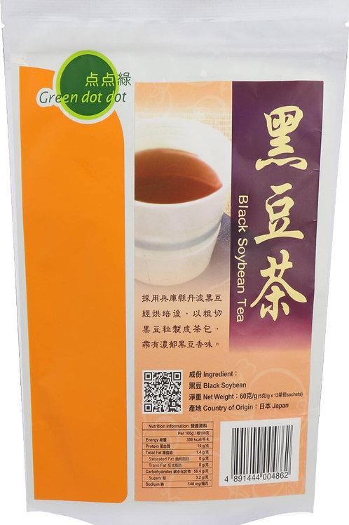 Green DOT DOT Black Bean Tea -60g