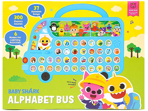 Pinkfong - Alphabet Bus