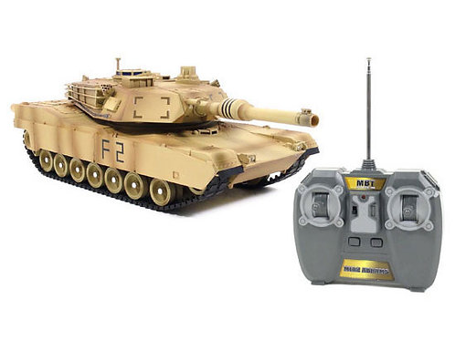 1:24 R/C Tank M1A2 Abrams U.S. Armed Forces