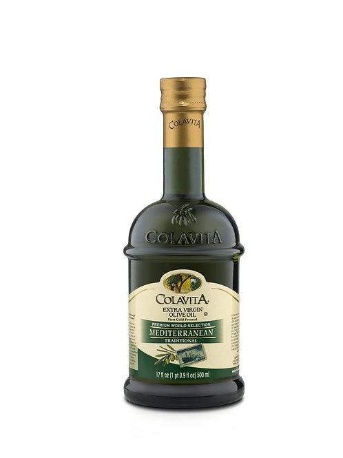 Colavita Mediterranean Extra Virgin Olive Oil (500ml)