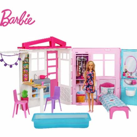 芭比娃娃娃娃屋