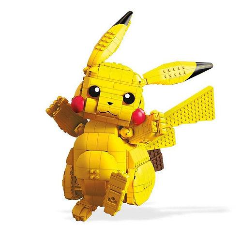 Mega Construx - Mega Construx Pokemon Jumbo Pikachu