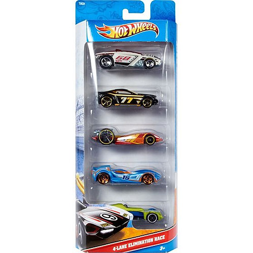 Hot Wheels ESS BSC 5 Car Pack